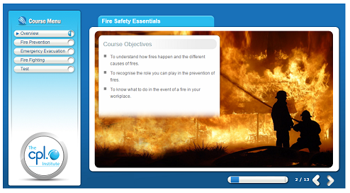 Fire Safety Essential eL Image