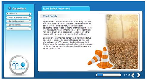 Road Safety eL image
