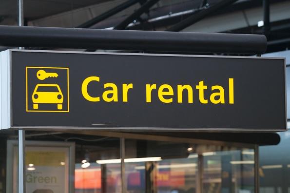 Car Rental 595