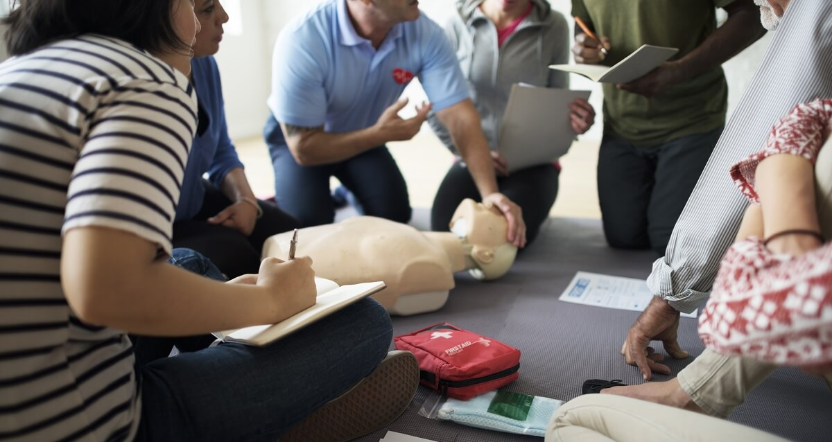 First Aid Response Instructor Training Become A First Aid Instructor