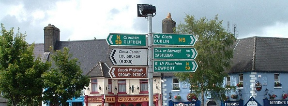 Driving in Ireland Familiarisation Training