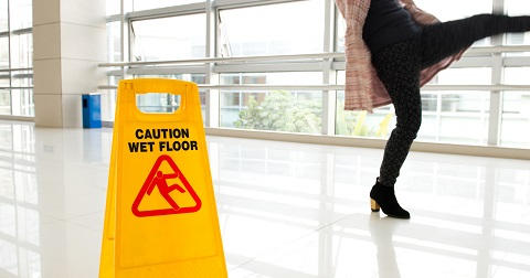 Slips, Trips and Falls Awareness