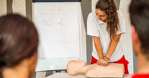 Cardiac First Aid Instructor