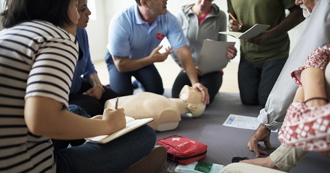 Online CPR Awareness Training