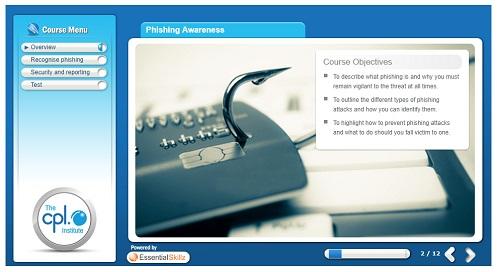 Phishing Course
