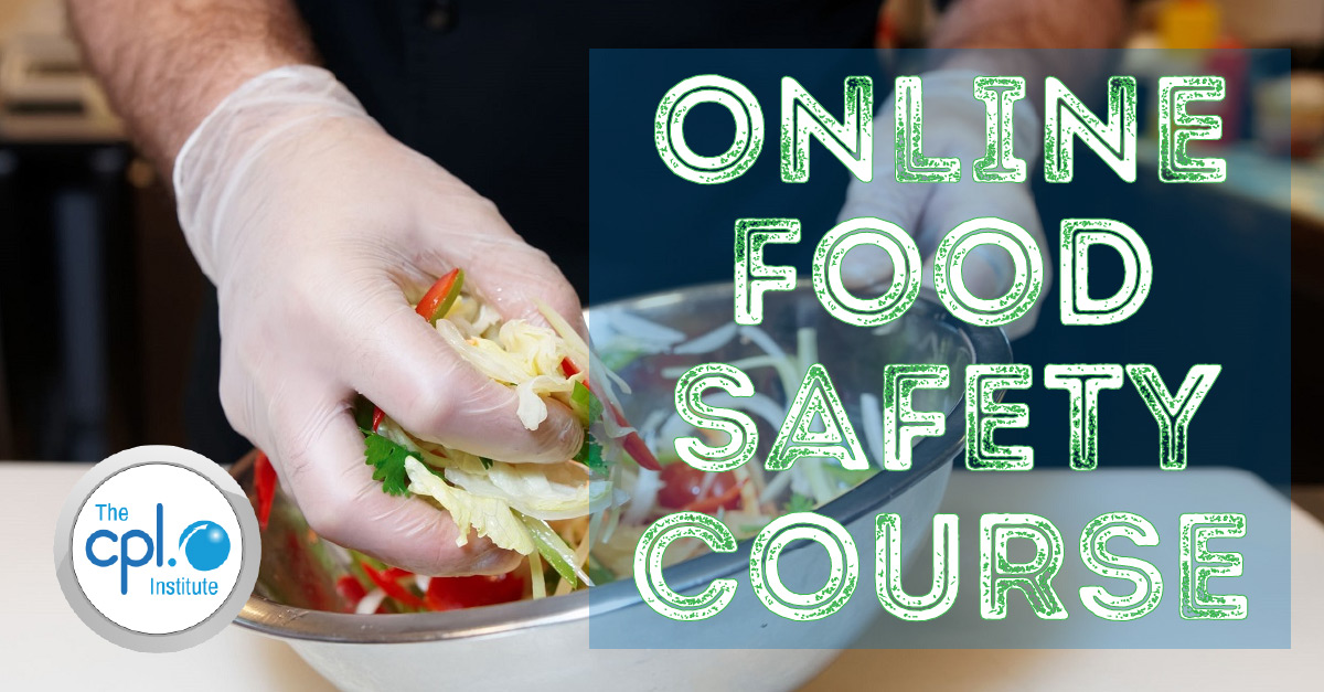 Online Food Safety Course - Ensure food service employees