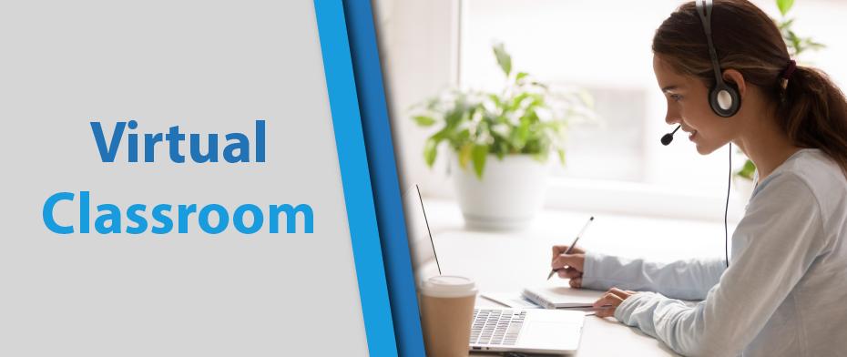 Virtual-Classroom, Virtual-Training